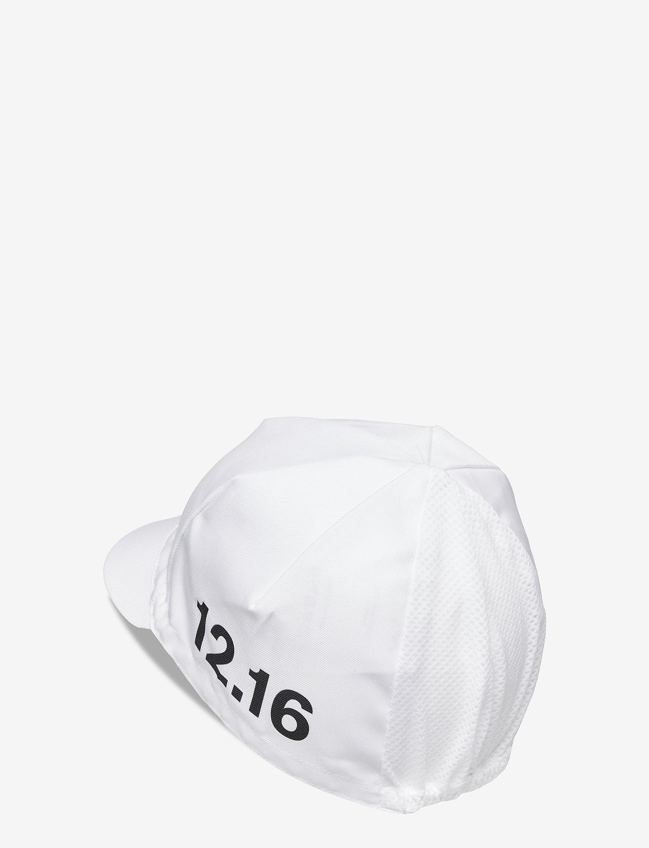 Twelve Sixteen - Summer Cap - czapki - white - 1