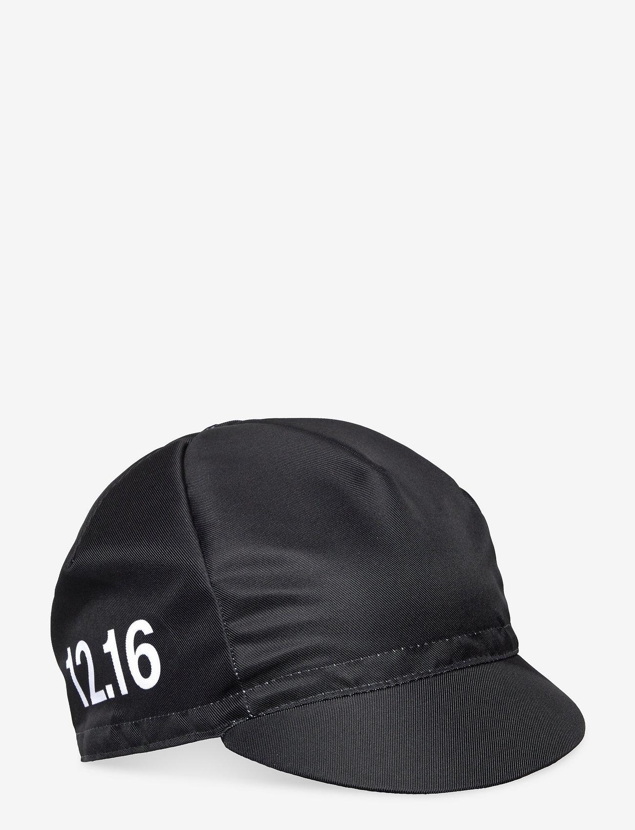 Twelve Sixteen - Summer Cap - kasketter - black - 0