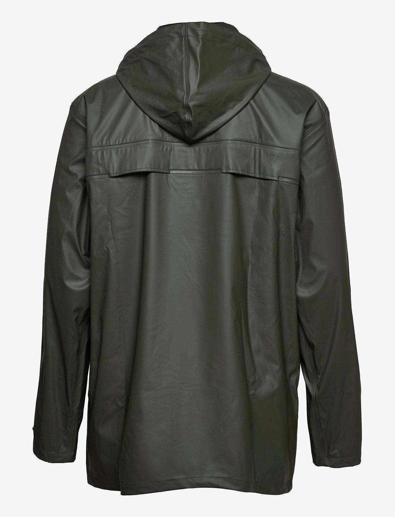 Twelve Sixteen - Rain Jacket men - greeen - 1
