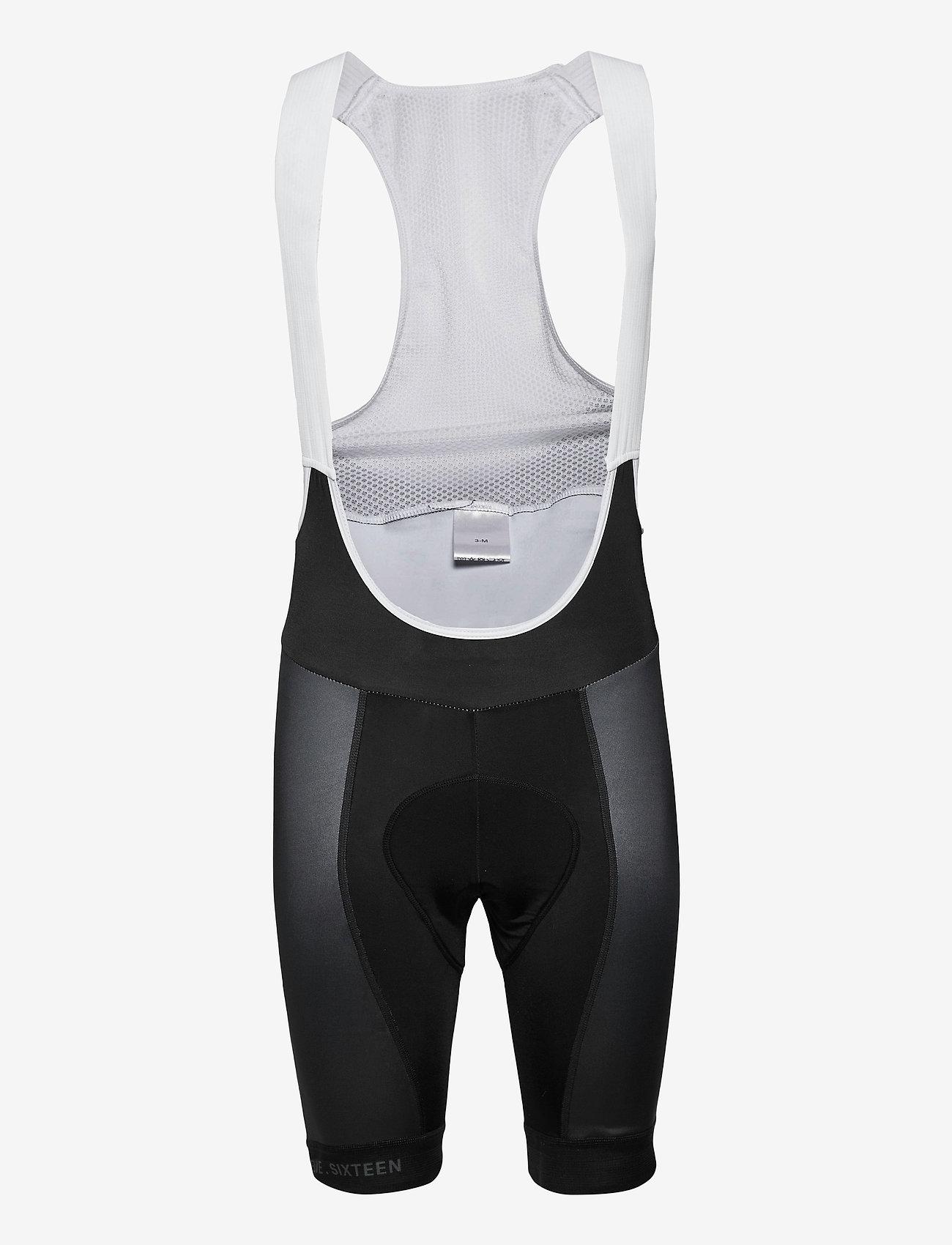 Twelve Sixteen - Bib Arco-Elite 49 Lycra power Men - cycling shorts & tights - black - 0