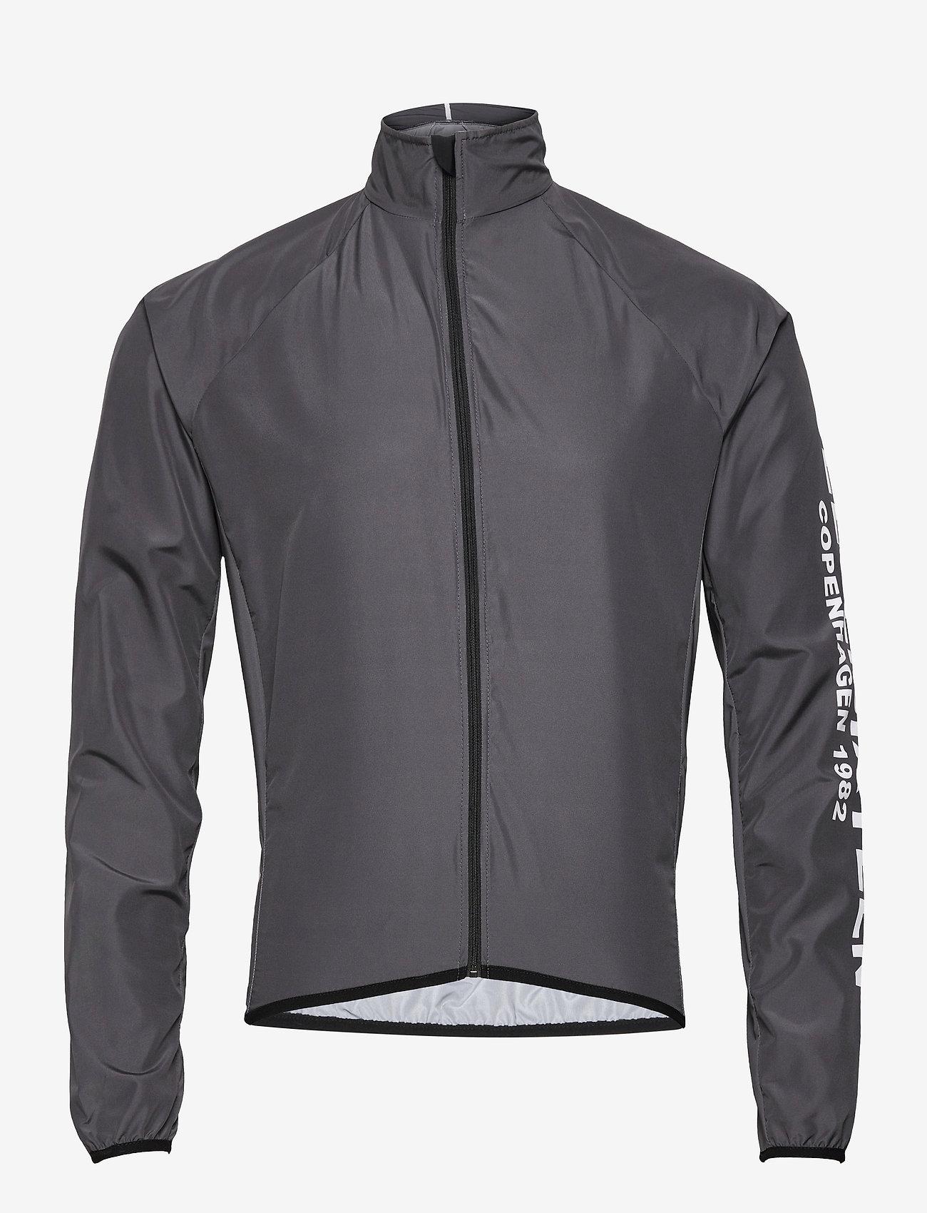 Twelve Sixteen - Jacket Elite 19 Micro wind Men - sportjassen - black - 0