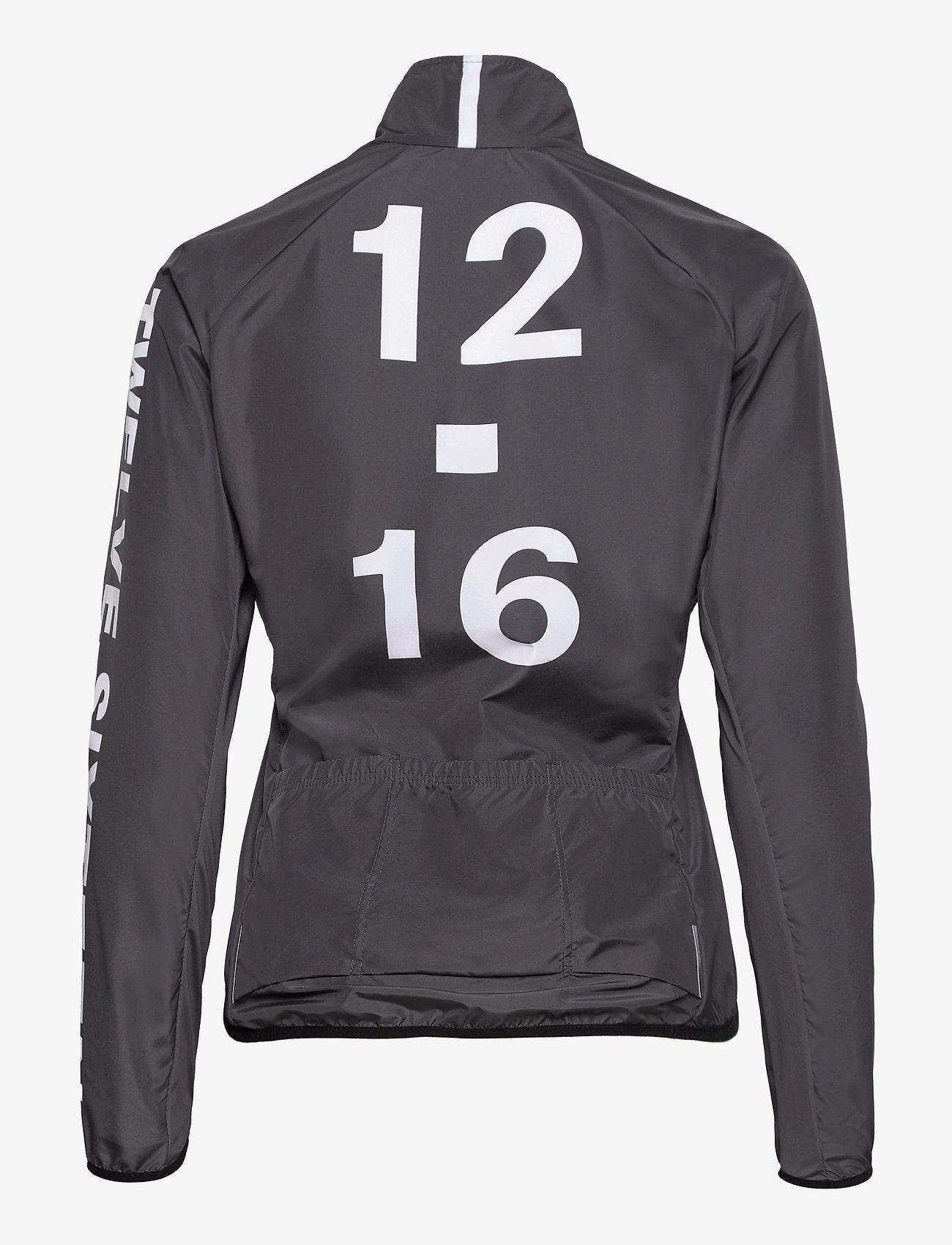 Twelve Sixteen - Jacket Elite 19 Micro wind Women - urheilutakit - black - 1