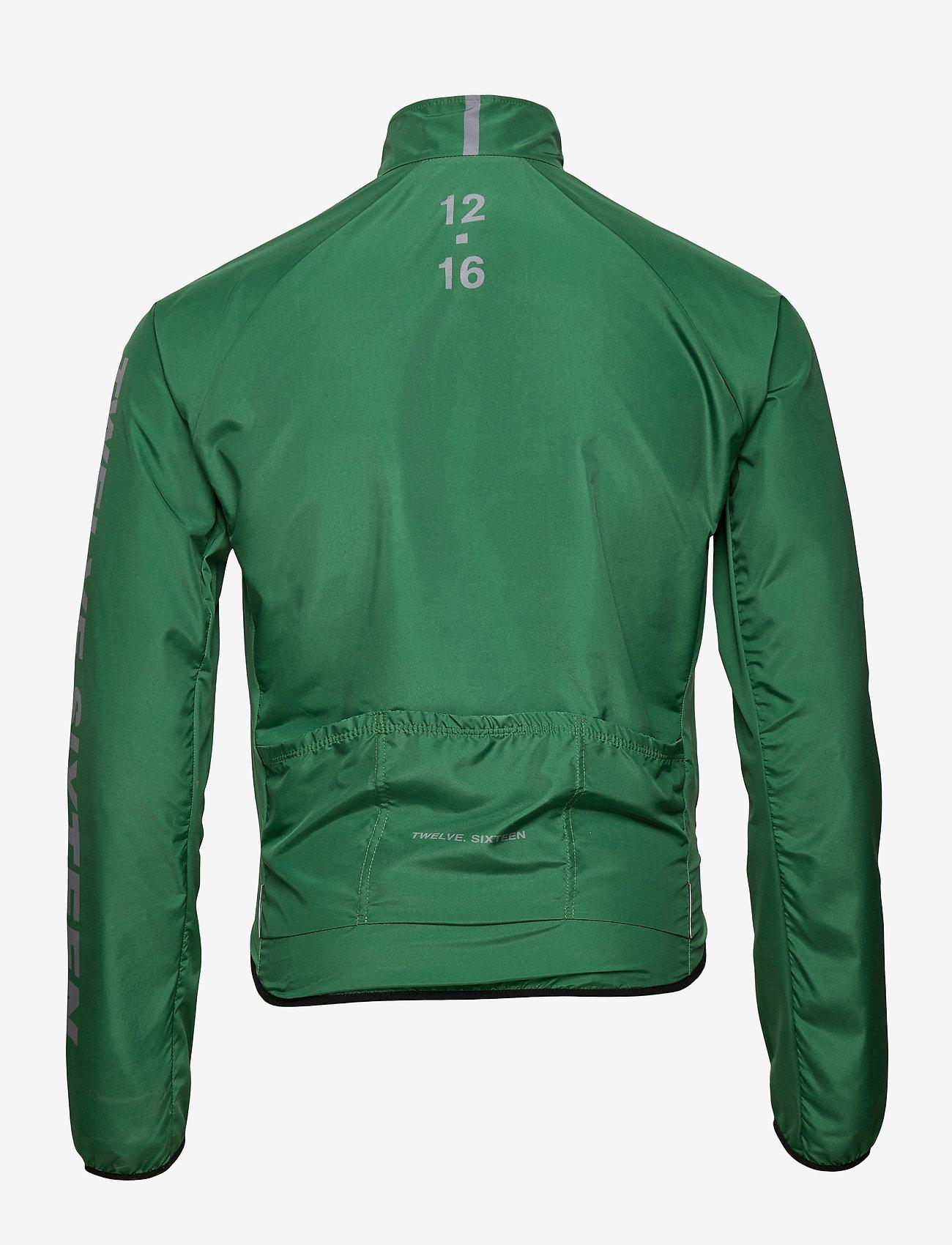 Twelve Sixteen - Jacket Elite 19 Micro Wind Men - sportsjakker - green - 1