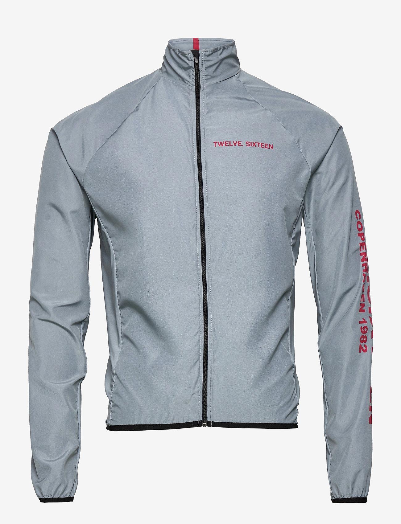 Twelve Sixteen - Jacket Elite 19 Micro Wind Men - sportsjakker - grey - 0