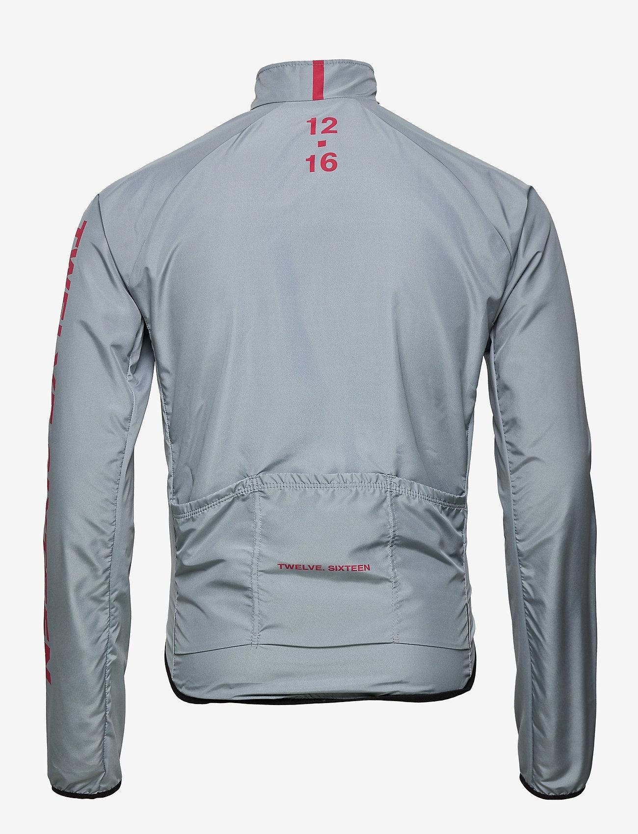 Twelve Sixteen - Jacket Elite 19 Micro Wind Men - sportsjakker - grey - 1