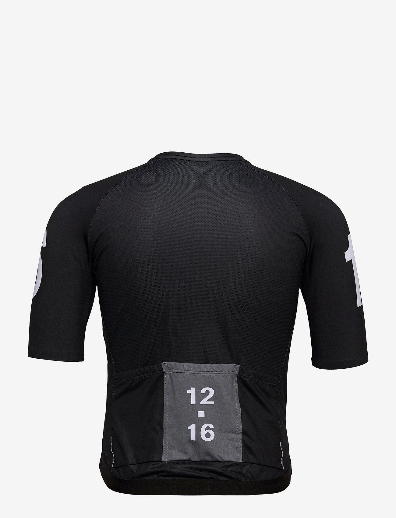 Twelve Sixteen - Jersey S/S  Elite Men - t-shirts - black - 1