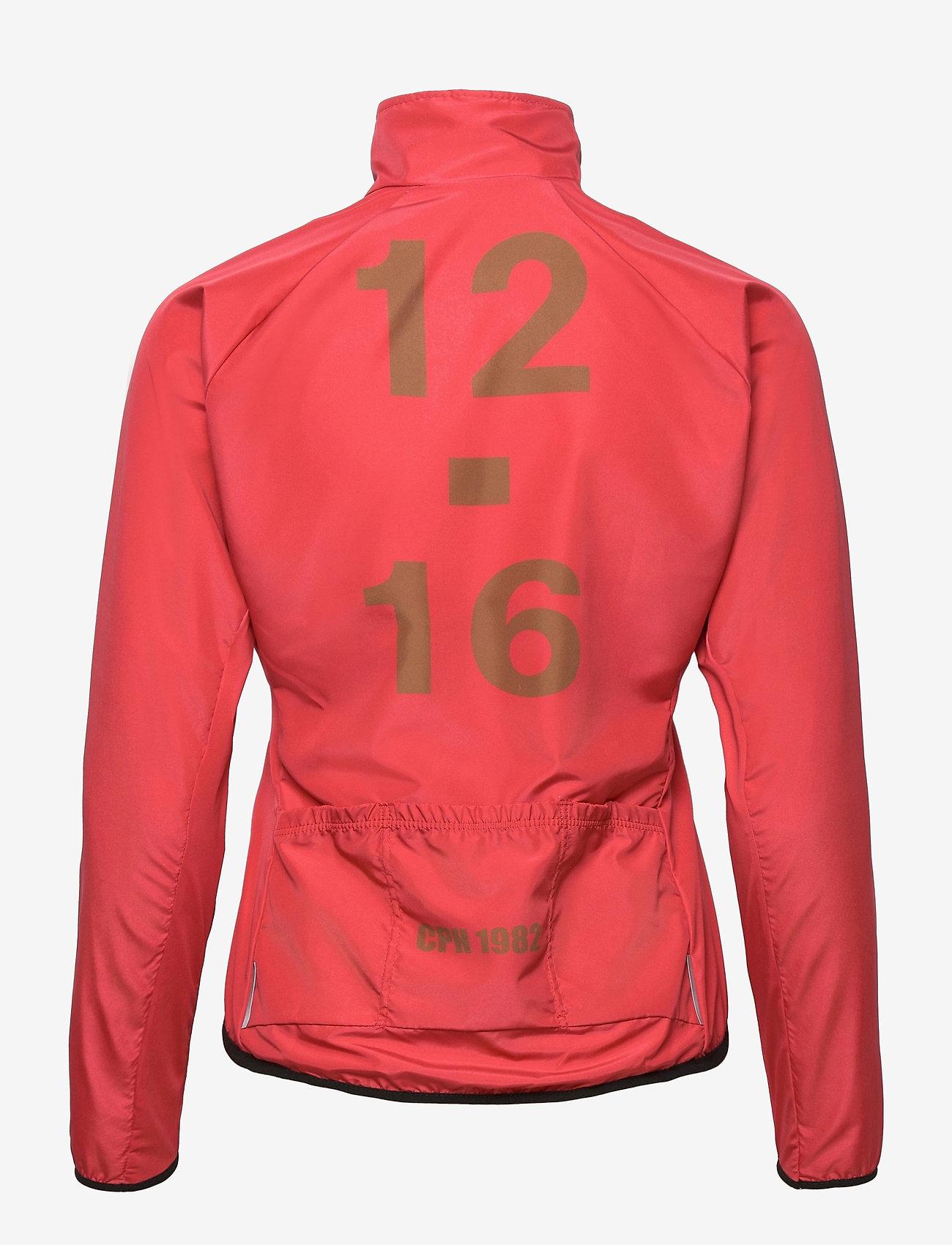 Twelve Sixteen - Jacket L/S wind Elite Women - urheilutakit - brown - 1
