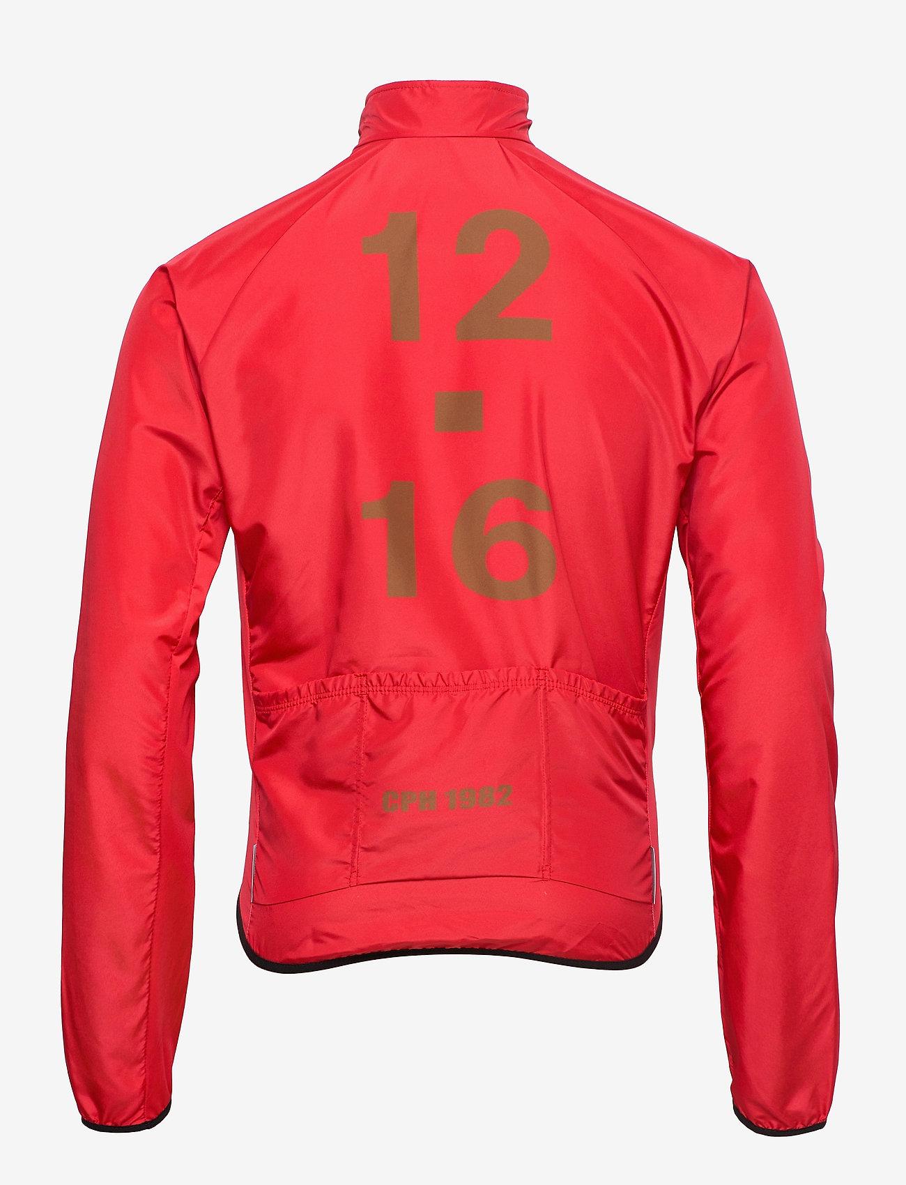Twelve Sixteen - Jacket Elite Wind Micro Men - sportsjakker - brown - 1