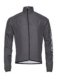 Jacket Elite 19 Micro wind Men - BLACK