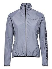 Jacket Elite 19 MicroFiber Women - GREY