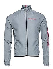 Jacket Elite 19 Micro Wind Men - GREY