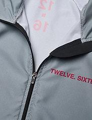 Twelve Sixteen - Jacket Elite 19 Micro Wind Men - sportsjakker - grey - 2