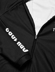 Twelve Sixteen - 0174 Jersey L/S Elite ANDORRA Black/White - overdele - black/white - 2