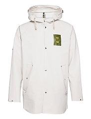 Normandie 8000 rain jacket - BIRCH