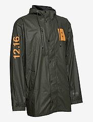 Twelve Sixteen - Rain Jacket men - greeen - 2