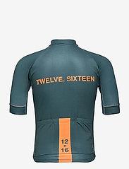 Twelve Sixteen - Jersey S/S Elite 09 spinn Men LTD. - t-shirts - black - 1