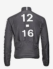 Twelve Sixteen - Jacket Elite 19 Micro wind Men - sportjassen - black - 1