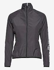 Twelve Sixteen - Jacket Elite 19 Micro wind Women - urheilutakit - black - 0