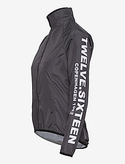 Twelve Sixteen - Jacket Elite 19 Micro wind Women - urheilutakit - black - 2