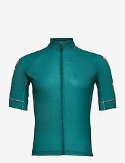 Twelve Sixteen - Jersey S/S Elite 09 Spinn Men - t-shirts - green - 0