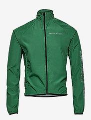 Twelve Sixteen - Jacket Elite 19 Micro Wind Men - sportsjakker - green - 0