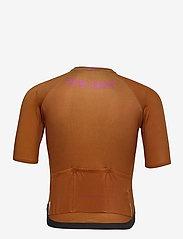 Twelve Sixteen - Jersey S/S Elite Men - t-shirts - brown - 1