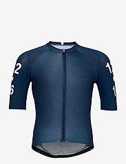 Twelve Sixteen - Jersey S/S Elite Men - t-shirts - blue - 0