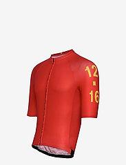 Twelve Sixteen - Jersey S/S  Elite Men - t-shirts - black - 2
