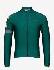 Twelve Sixteen - 0168 Jersey L/S Elite ANDORRA Green/Grey - overdele - green/grey - 0