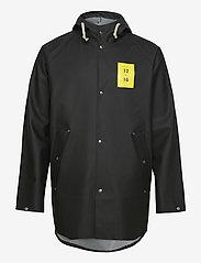 Normandie 8000 rain jacket - BLACK