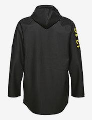 Twelve Sixteen - Normandie 8000 rain jacket - manteaux de pluie - black - 1