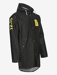 Twelve Sixteen - Normandie 8000 rain jacket - manteaux de pluie - black - 2