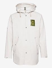 Twelve Sixteen - Normandie 8000 rain jacket - regnjakker - birch - 1