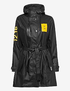 Rain Jacket women - regnjakker - black
