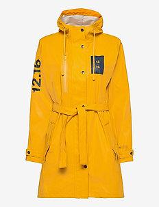 Rain Jacket women - regnjakker - yellow