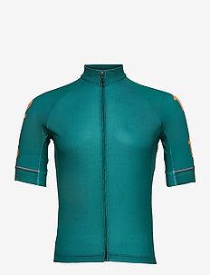 Jersey S/S Elite 09 Spinn Men - t-shirts - green
