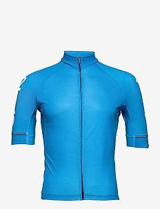 Jersey S/S Elite 09 Spinn Men - t-shirts - blue