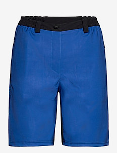 Biker shorts 17 Women - training korte broek - blue