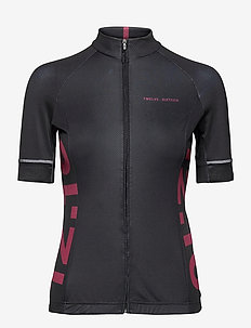 Jersey Elite Women - t-skjorter - black