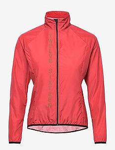 Jacket L/S wind Elite Women - sports jackets - brown