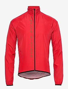 Jacket Elite Wind Micro Men - sportjackor - brown