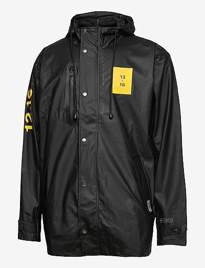 Rain Jacket men - regenjassen - black