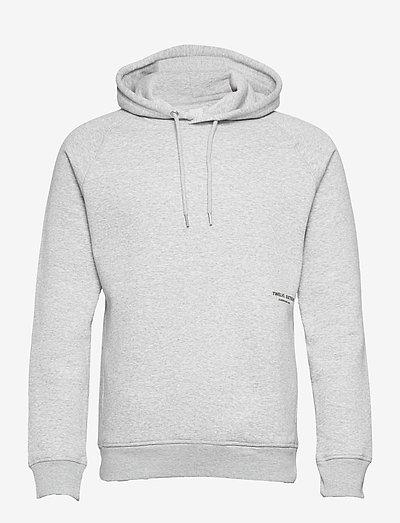 Hoodie - hoodies - grey