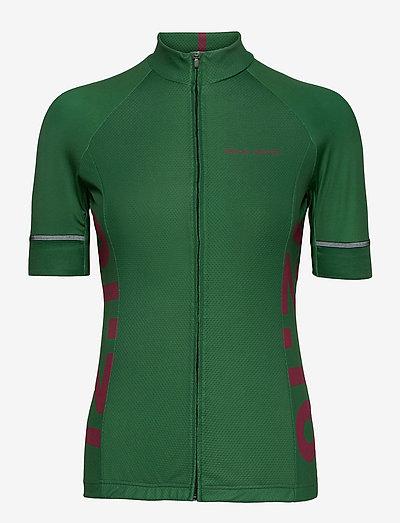 Jersey S/S Elite Spinn Women - t-shirts - green