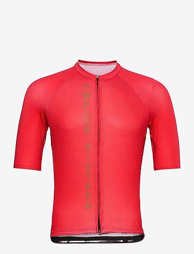 Jersey S/S  Elite Men - t-shirts - brown