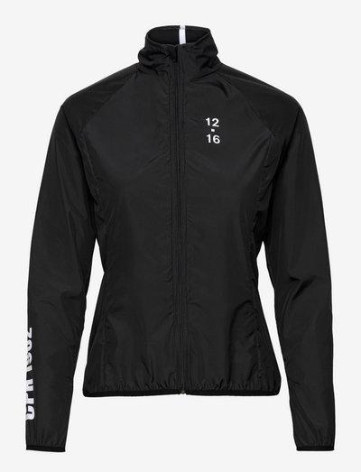 0174 Jacket Elite Black/White Woman - hauts à manches longues - black/white