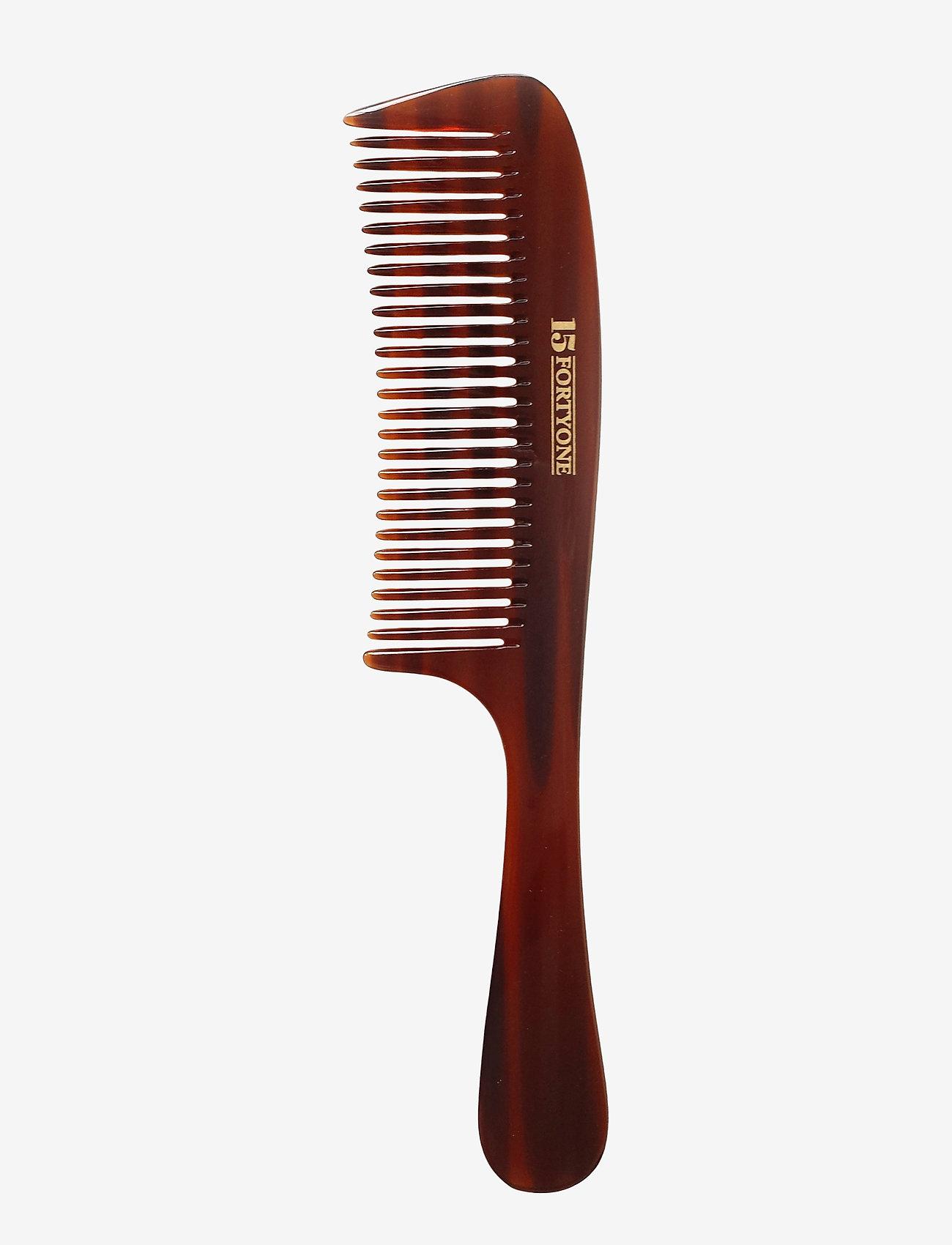 1541 of London - Detangling Comb - hårbørster & kammer - brown - 0