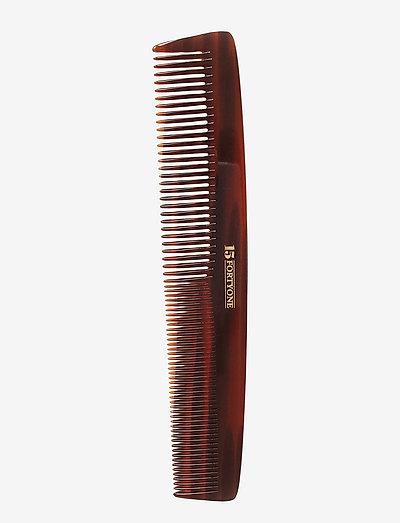 Dressing Comb (fintandad/bredd) - hårbørster & kammer - brown