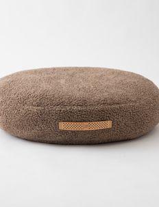 FULVIO BOUCLE WOOL - dog beds - brown