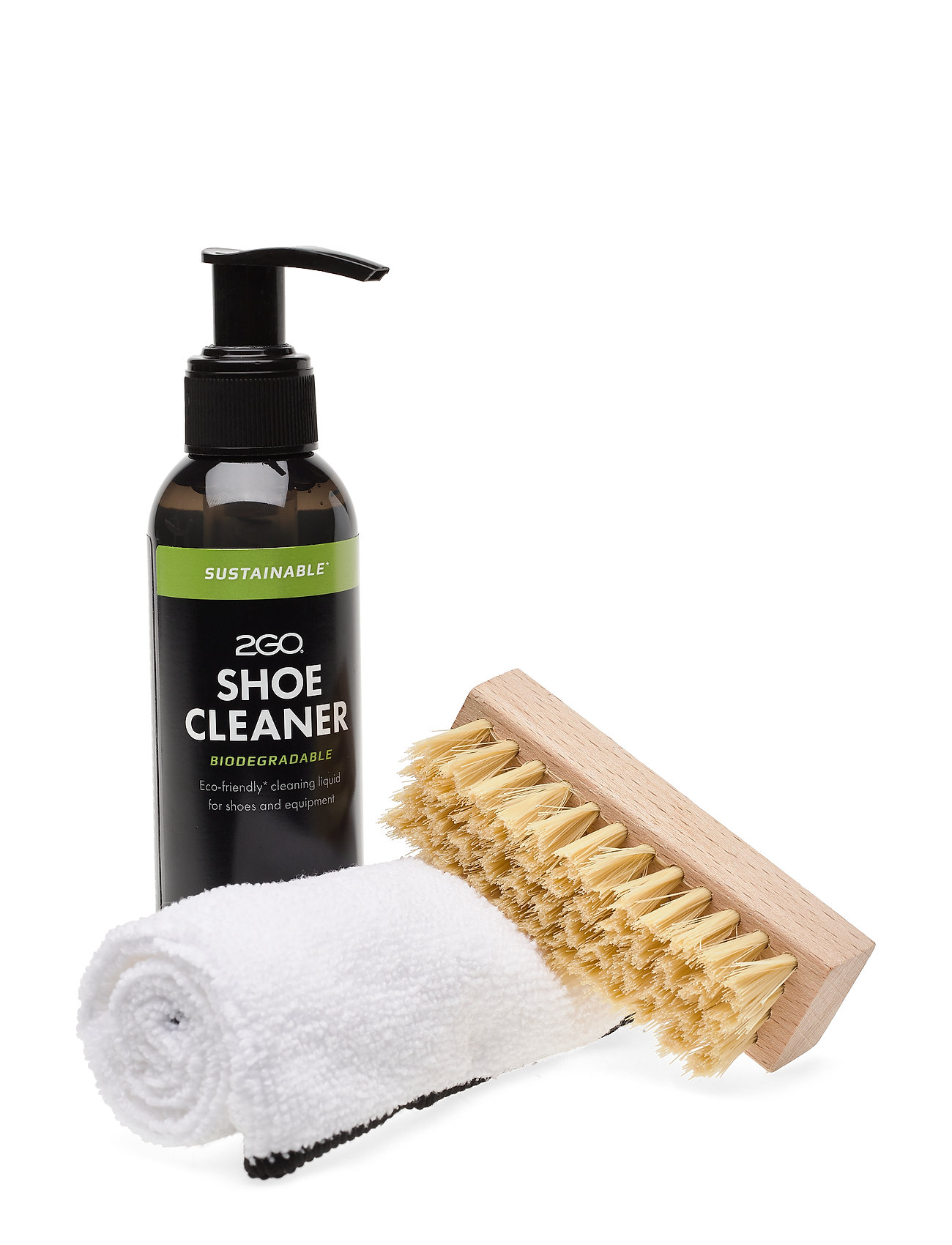 Image of 2go Sustainable Shoe Cleaning Kit Skopleje 2GO (3410974197)